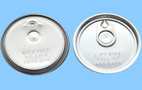 Nido Milk Powder Aluminum Easy Open End 211# 65mm