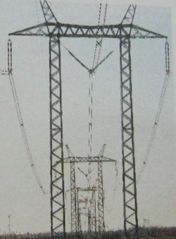Lattice Tower Up to 33KV