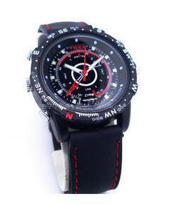 4GB Spy Watch Camera