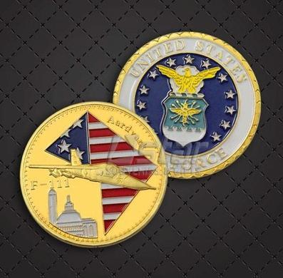 Souvenir Gold Coin