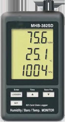 Digital Barometer