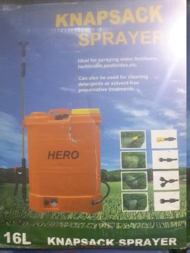 Battery Sprayer Machine