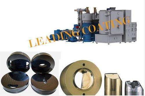 Diamond - Like Carbon (DLC) Vacuum Coating Machine for ABS, PVC