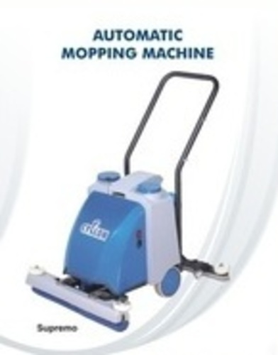 Automatic Mopping Machine
