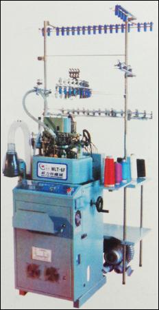 Fully Computerized Plan & Terry Socks Knitting Machine