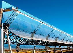 Concentrated Solar Power in  Cherlapally
