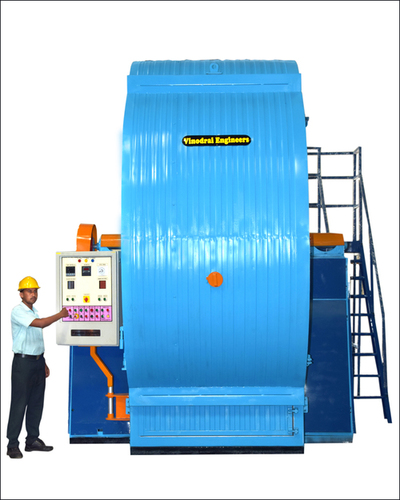 En Series Roto Moulding Machine in   At Dawalwadi