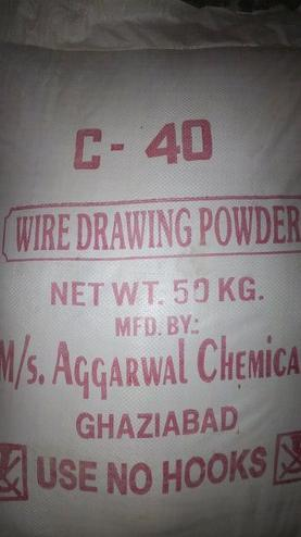Wire Drawing Powder (C-40)