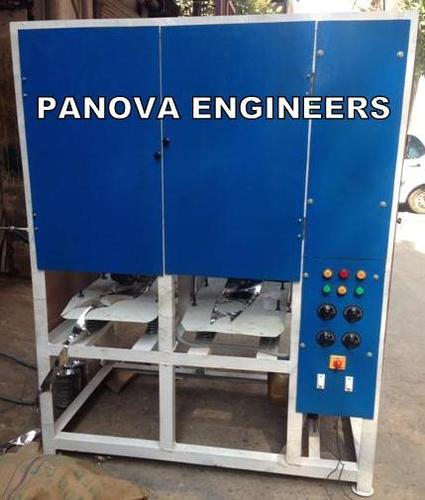 Fully Automatic Paper Dona Machine (Double Die)