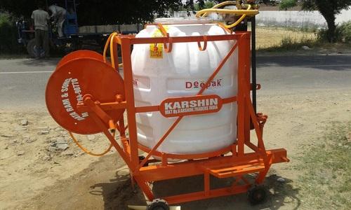 Karshin Tractor Mounted Sprayer