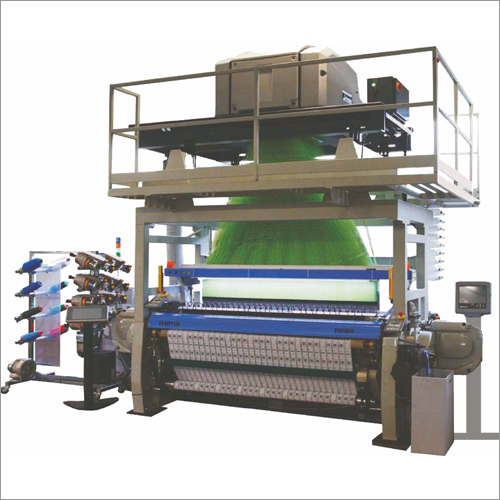 Label Weaving Loom Machine in  Anand Parbat Indl. Area, Gali No.10
