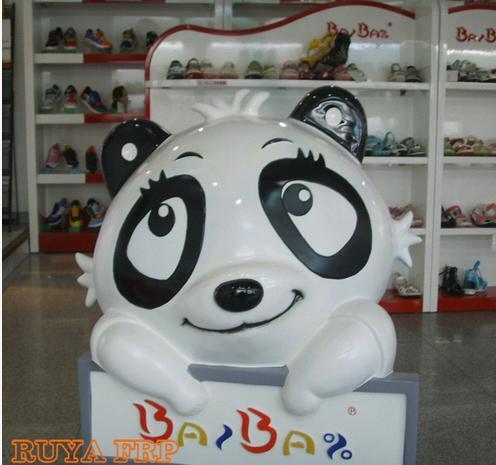 Fiberglass Cartoon Statue