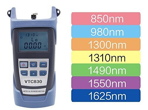 Optical Power Meter VTC830 in  29-Sector