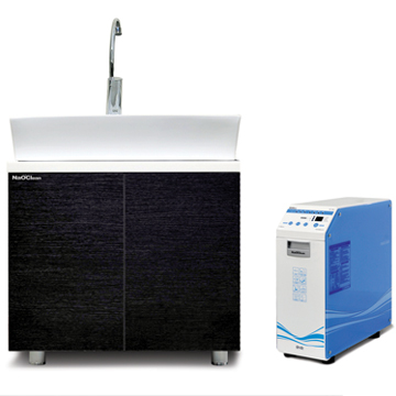 Electrolyzed Disinfectant Generator