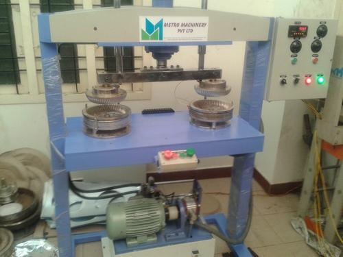 Hydraulic Semi Automatic Paper Plate Machine in  Chromepet