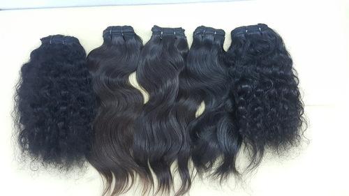 Saturate Human Hair
