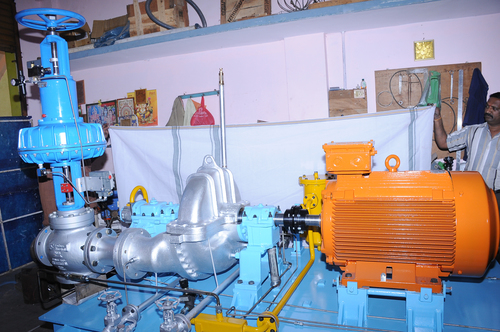 Steam Turbine 100kw
