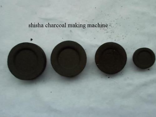 Shisha Charcoal Making Machine