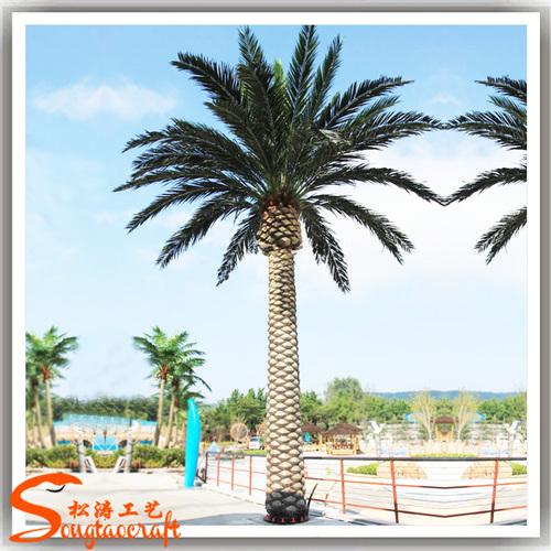 Outdoor Decorative Palm Tree