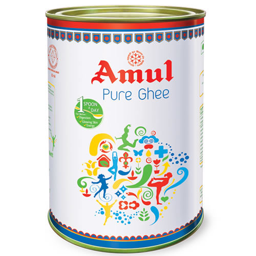 Tin Containers For Ghee