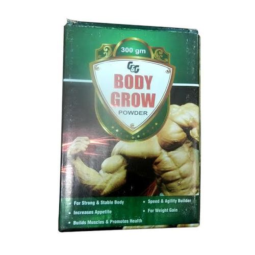 G And G Body Grow Powder 300gm