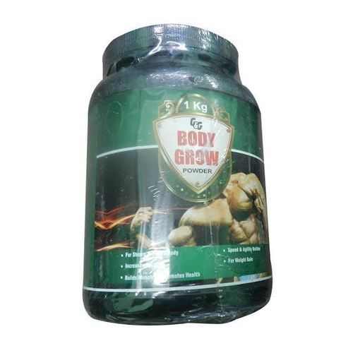 G And G Body Grow Powder 1kg.
