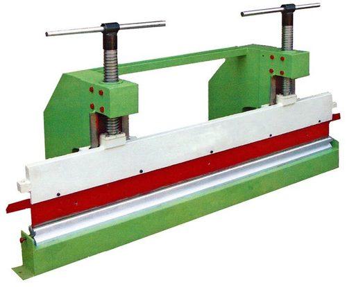 Manual Plate Bending Machine in  Amraiwadi