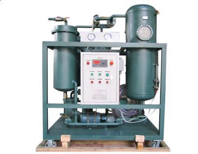 Industrial Vacuum Emulsified Turbine Oil Cleaning Machine