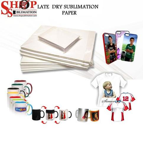Late Dry Sublimation Paper