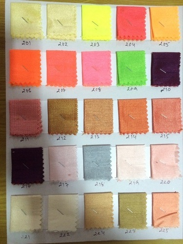 Color Taffeta Fabrics in  Udhna