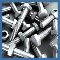 Galvanized Nuts And Bolts