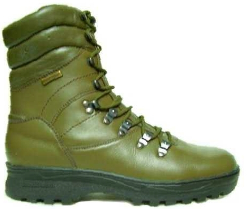 High Ankle Hunter Boot