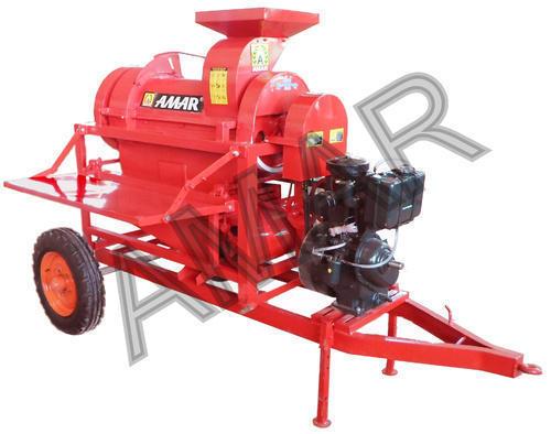 Maize De Husker Engine Model AMDT-01 in  Janta Nagar