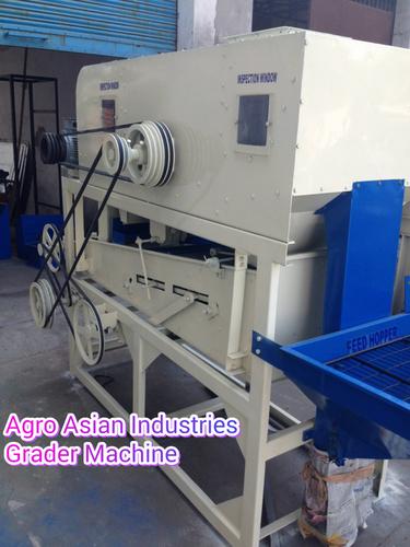 Automatic Peas Seed Grading Machine in  Saha