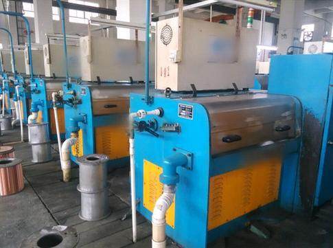 Intermediate And Small Wire Drawing Machine