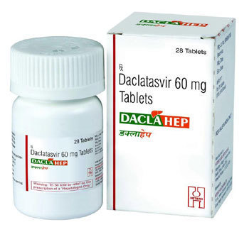 Daclahep Tablets