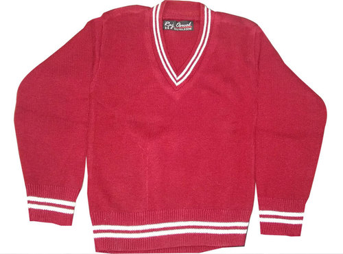 Red Color Sweater in Madhopuri, Ludhiana - Manufacturer