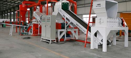 Radiator Harmless Separating And Recycling Machine