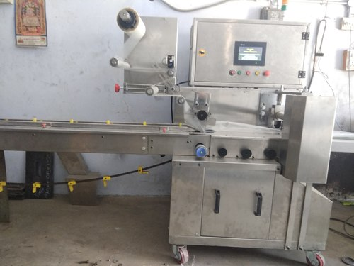 Khakhra Pack Machine