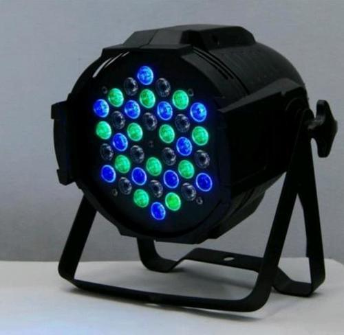 PAR LED 64 RGB Light (4 Pcs)
