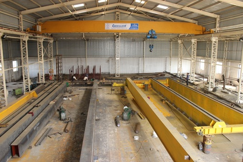 Single Girder EOT Cranes in  Talwade