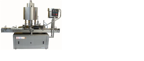 Automatic Eight Head Screw Capping Machine Pick And Place