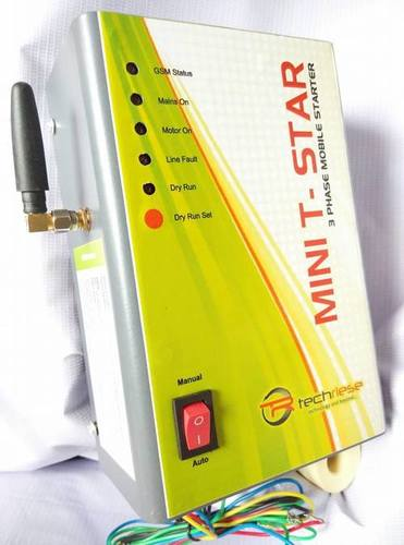 Mini T-Star Mobile Pump Starter With Missed Call Function
