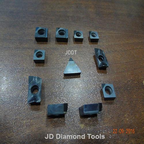 PCD Milling Inserts in  Korattur