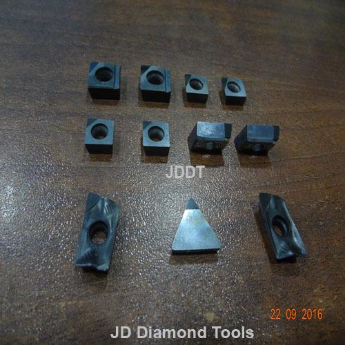 Polycrystalline Diamond Inserts in  Korattur