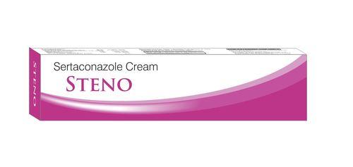 STENO ( SERTACONAZOLE NITRATE 2% W/W CREAM ) in   Opp. Session House