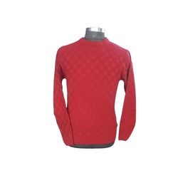 Mens Acrylic Sweater
