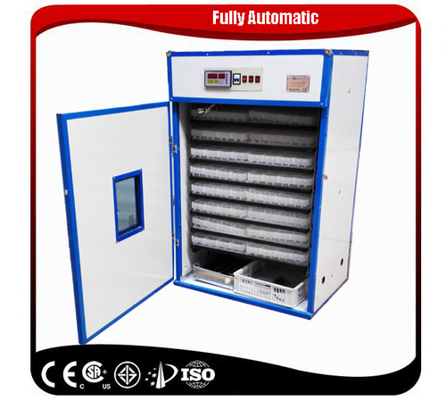 Fully Automatic Solar Egg Incubator Capacity 1232