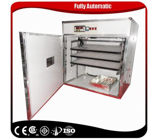 Automatic Ventilation 528 Eggs Farm Equipment Chicken Egg Incubator