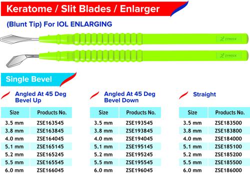 Enlarger Blades - STAR Series